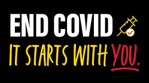 End Covid - I Starts With You