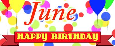 June Senior Birthdays