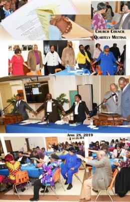 Annual church meeting 2