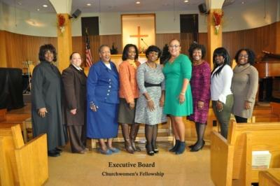 Churchwomen Executive Committee