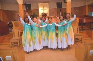 Dance Praise
